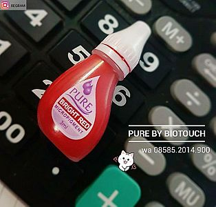 Tinta Pure by Biotouch