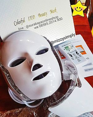 PDT Mask + Neck Led OPERA