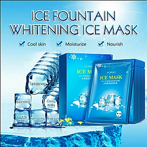 Bioaqua Ice Fountain Whitening Mask